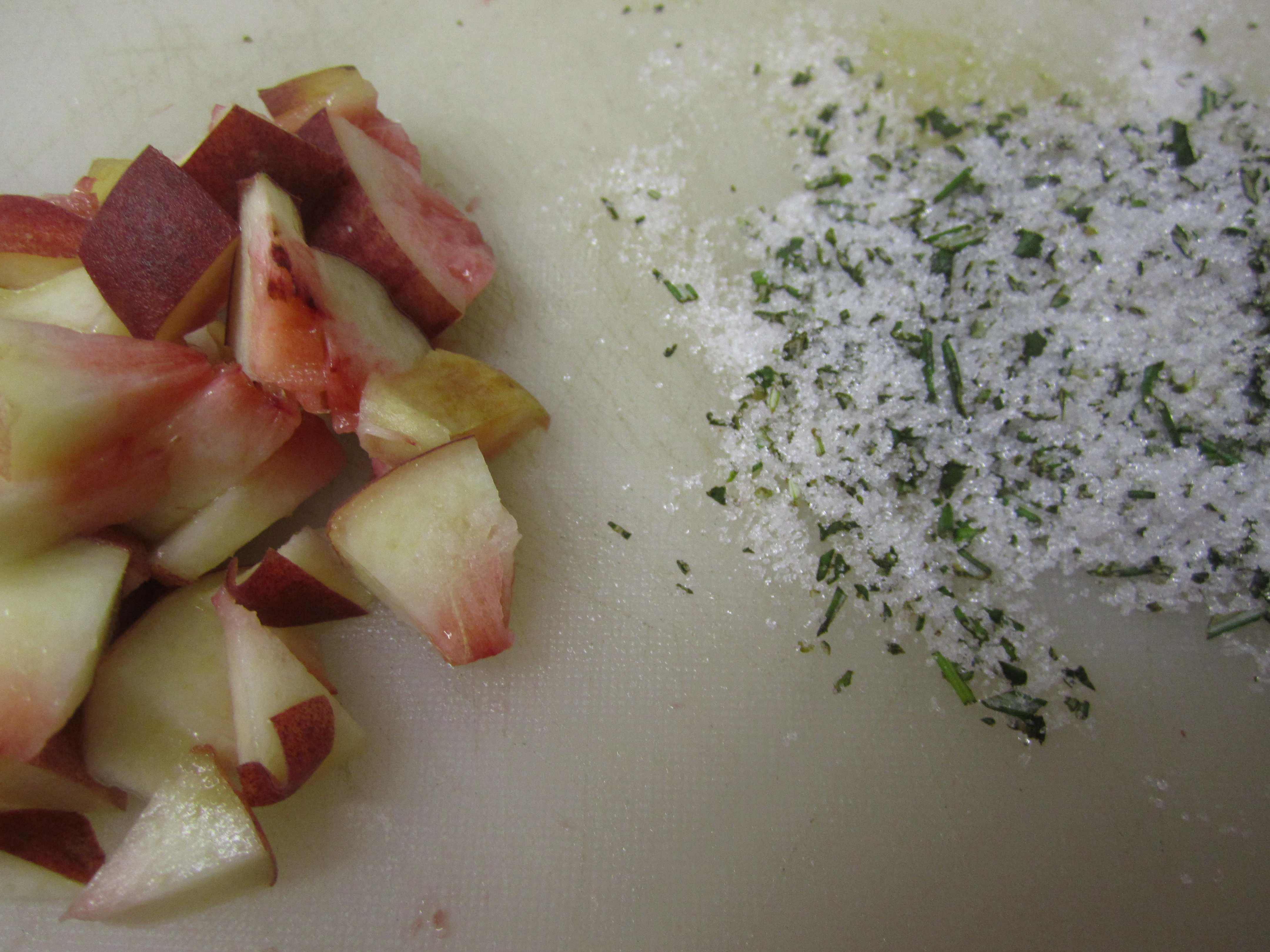 White Peach Scones with Rosemary Sugar | Victoria Sponge, Pease ...