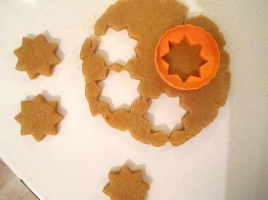 Lebkuchen Stars