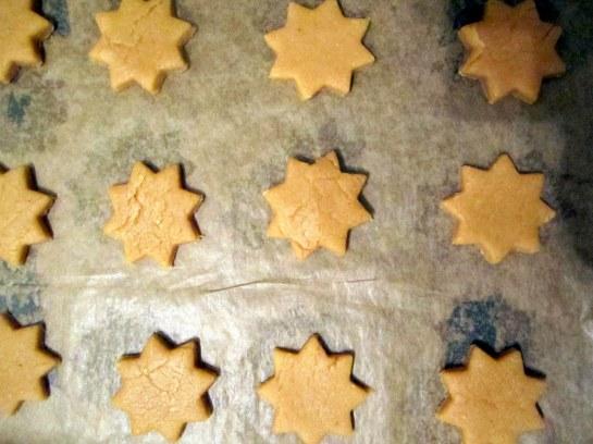 Lebkuchen Stars 2