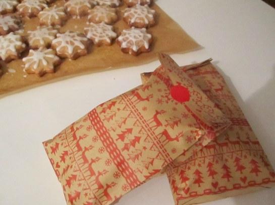 Packaged Lebkuchen